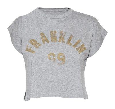 تی شرت زنانه فرانکلین مارشال مدل Jersey کد 690S