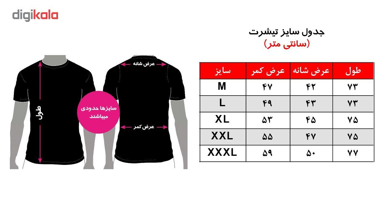تی شرت مردانه طرح  لینکین پارک مدل 10 main 1 4