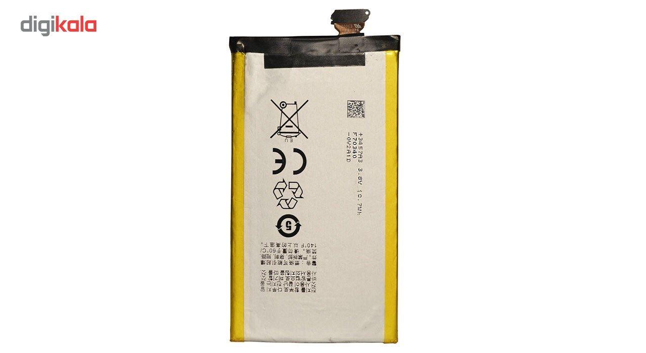 باتری موبایل مدل CUWV1 با ظرفیت 2800mAh مناسب برای گوشی موبایل بلک بری Z30 main 1 2