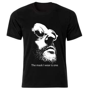 تی شرت مردانه طرح لئون مدل 17