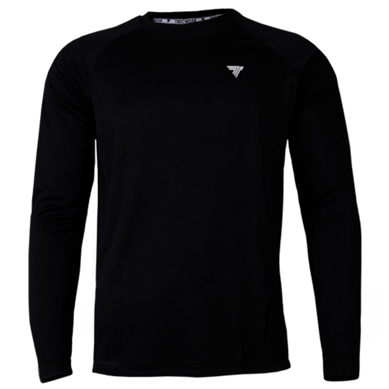 خرید ارزان تی شرت آستین بلند مردانه ترک ویر مدل Cooltrec 013 Black