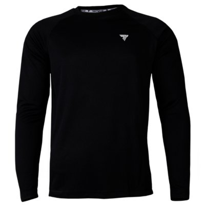 تی شرت آستین بلند مردانه ترک ویر مدل Cooltrec 013 Black