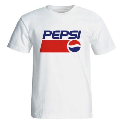 تصویر تیشرت آستین کوتاه مردانه طرح پپسی کد 4822