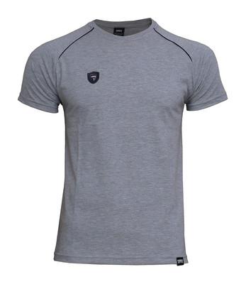 تی شرت مردانه 1991 اس دبلیو مدل Crook Grey