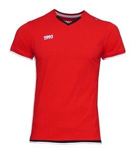 تی شرت مردانه 1991 اس دبلیو مدل Dia Red