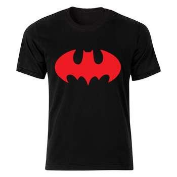 تی شرت آستین کوتاه مردانه طرح بتمن  کد 472۴