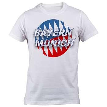 تی شرت مردانه طرح بایرن مونیخ مدل B 6152