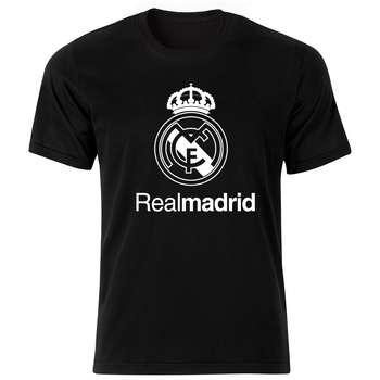 تی شرت مردانه طرح رئال مادرید کد BW-15052