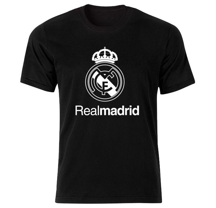 تی شرت مردانه طرح رئال مادرید کد BW-15052 main 1 1