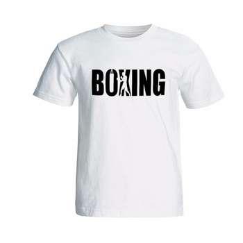 تی شرت مردانه طرح بوکسینگ کد 13207