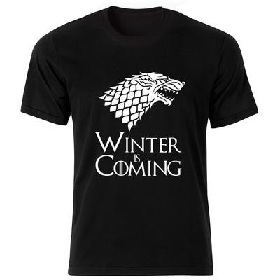 تصویر تی شرت زنانه طرح سریال تاج و تخت کد 31