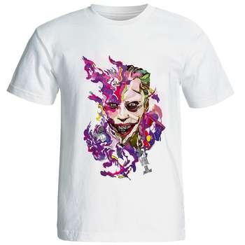 تی شرت زنانه طرح جوکر کد w117