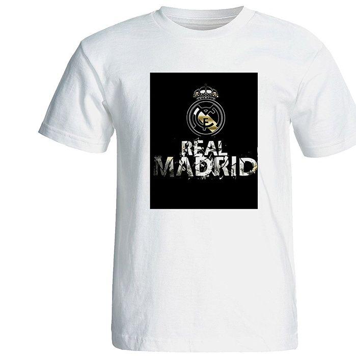 تی شرت آستین کوتاه مردانه طرح رئال مادرید کد 1496 main 1 1
