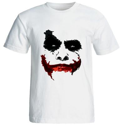 تی شرت زنانه طرح جوکر کد w104