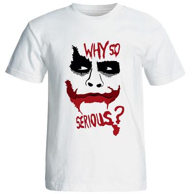تی شرت زنانه طرح جوکر کد w101
