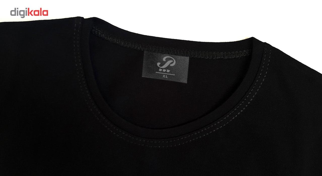 تی شرت آستین بلند پاتیلوک طرح نشنال جئوگرافیک مدل 330323 main 1 1