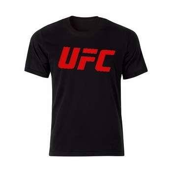 تیشرت مردانه طرح UFC کد BR13236