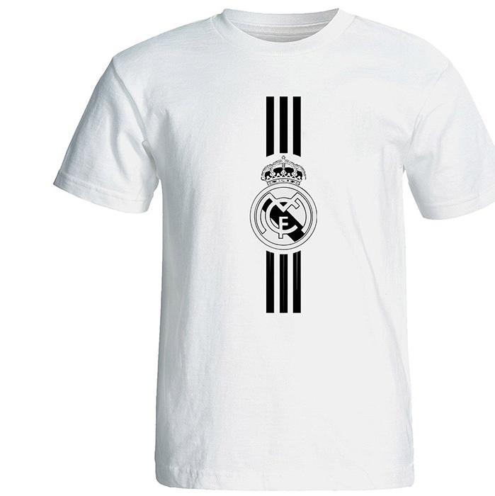 تی شرت آستین کوتاه مردانه طرح رئال مادرید کد 1497 main 1 1