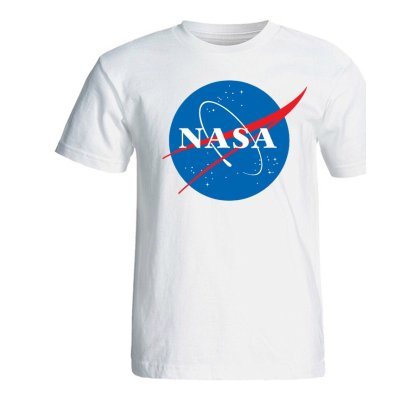 تیشرت مردانه سالامین طرح ناسا کد SA196