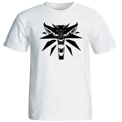 تصویر تی شرت مردانه طرح تتو کد 12664