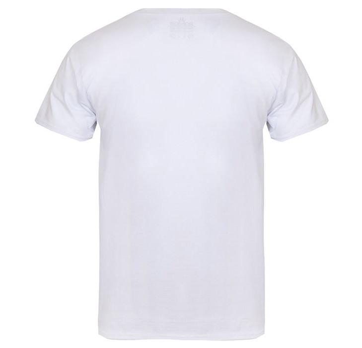 تیشرت مردانه روناس طرح متالیکا کد 307000601 رنگ سفید