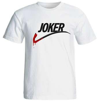 تی شرت مردانه طرح جوکر کد 6914