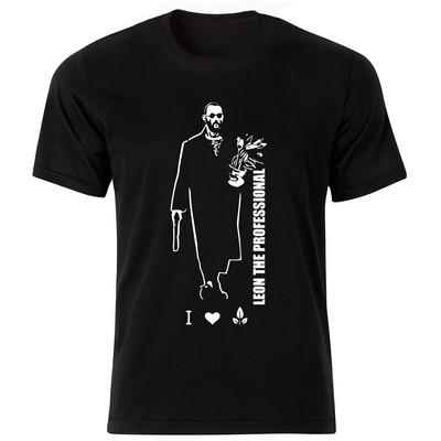 Photo of تی شرت مردانه طرح لئون کد 85