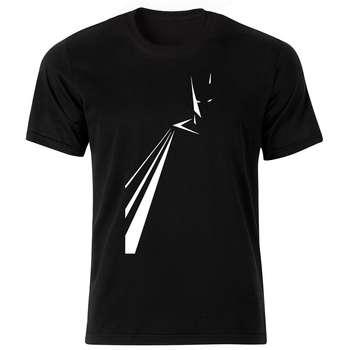 تی شرت آستین کوتاه مردانه طرح بتمن کد BW6913