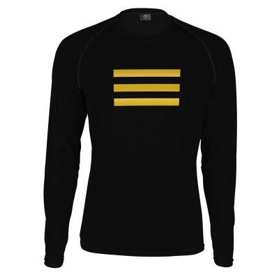 تصویر تی شرت آستین بلند پاتیلوک طرح لاین مدل 330345