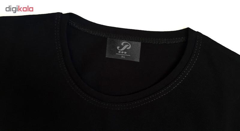 تیشرت آستین بلند مردانه پاتیلوک طرح بایرن مونیخ مدل 330349
