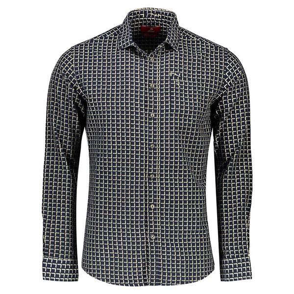 پیراهن مردانه رونی کد 1133014403