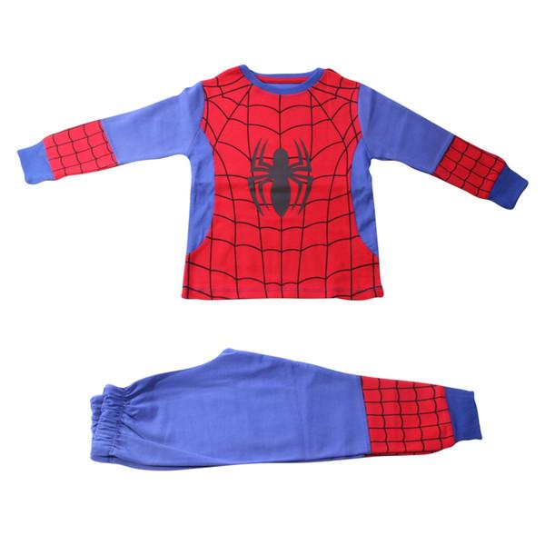 ست لباس پسرانه طرح مرد عنکبوتی وچیون مدل ManRed43