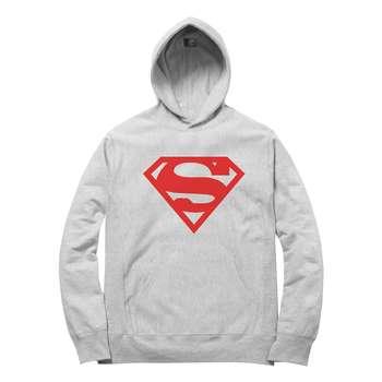 هودی مردانه پاتیلوک طرح سوپرمن مدل 315003