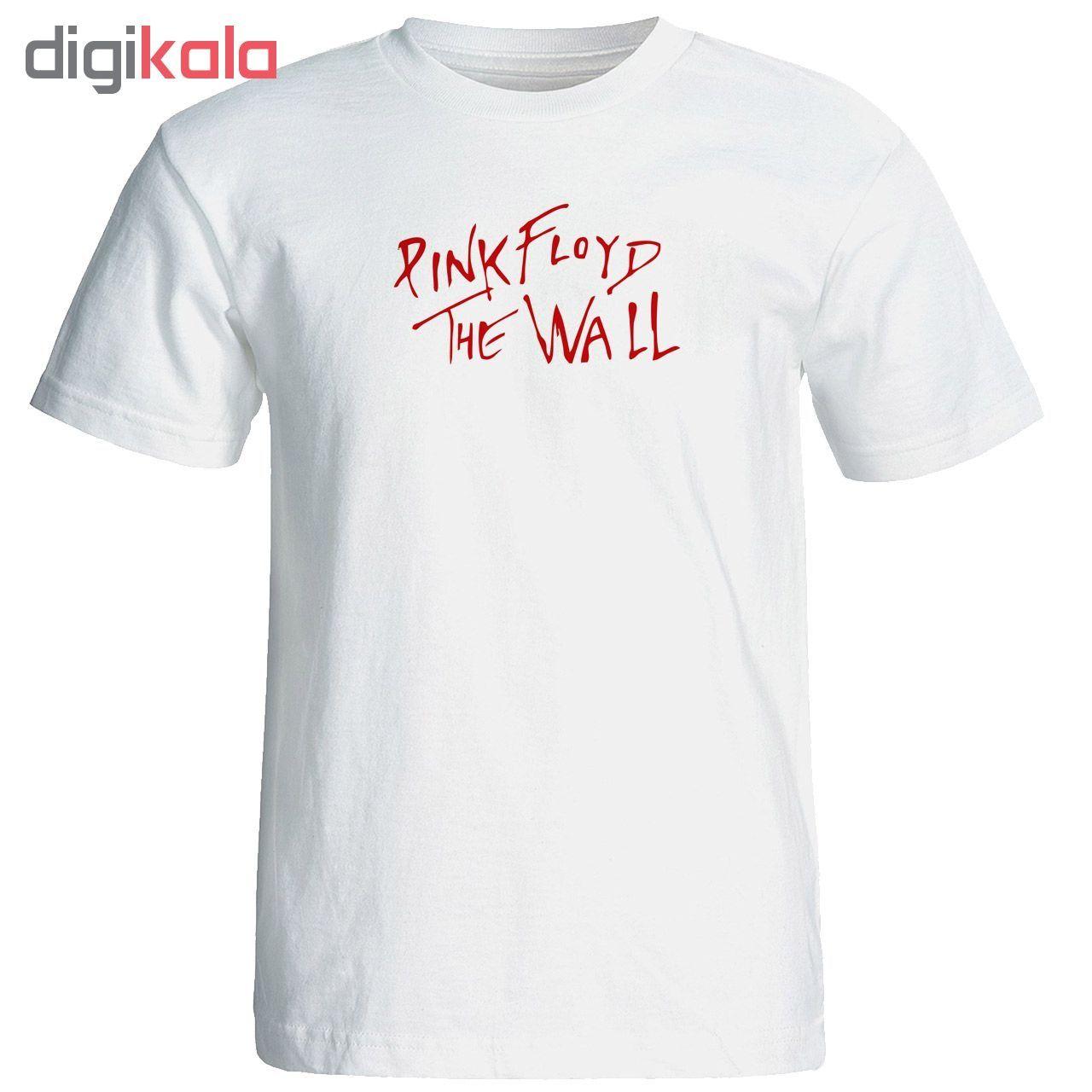 تی شرت  مردانه طرح پینک فلوید کد 12753 main 1 1