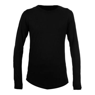 تصویر تی شرت آستین بلند مردانه مدل T00R