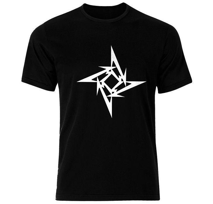 تی شرت نخی مردانه طرح گروه موسیقی متالیکا کد Metalica 001M تیشرت main 1 2