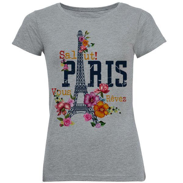تی شرت زنانه مدل A07