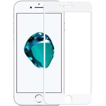 محافظ صفحه نمایش موکول مدل Full Cover Tempered Glass مناسب برای آیفون 7 پلاس