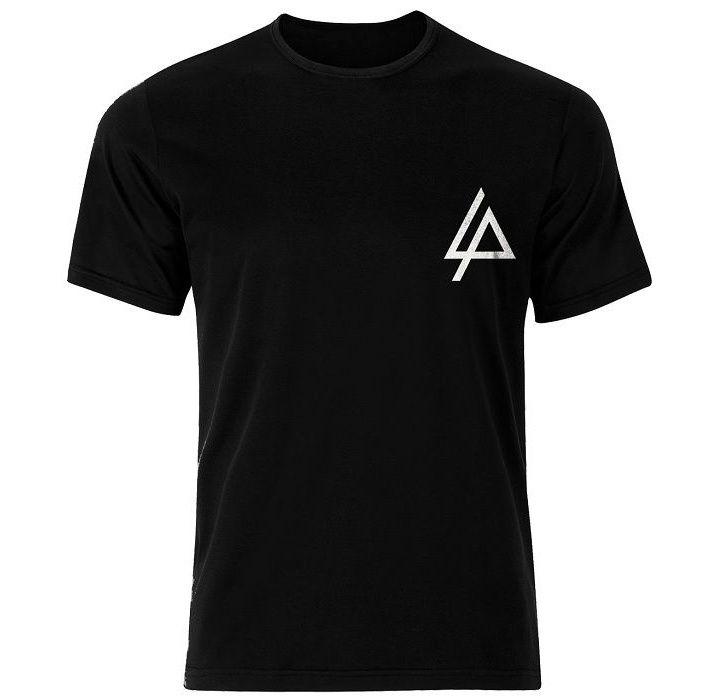 تی شرت مردانه فلوریزا طرح گروه موزیک لینکین پارک کد Linnkin park 001M main 1 2