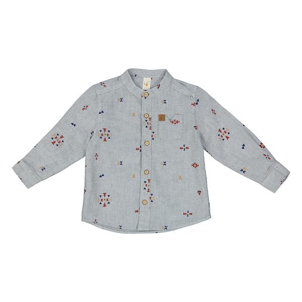 پیراهن پسرانه ال سی وایکیکی مدل Triangle