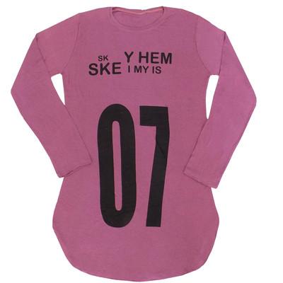 تی شرت   زنانه  مدل 07  کد 3