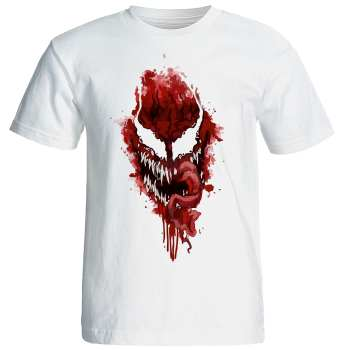 تی شرت مردانه طرح ونوم کد w211