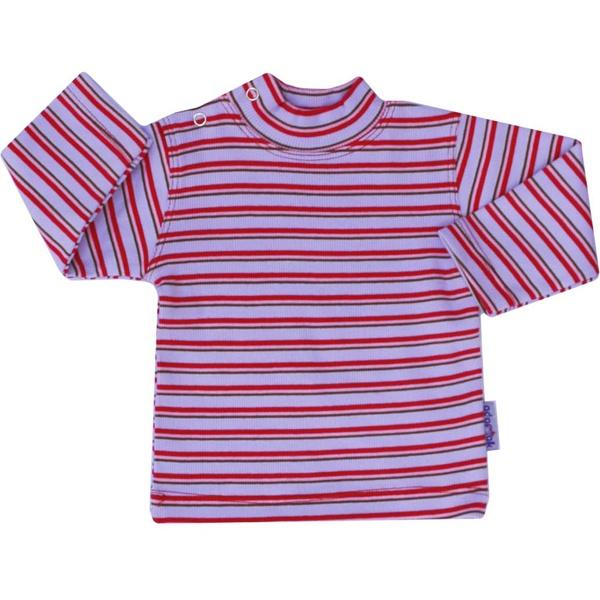 تی شرت آدمک طرح راه راه کد 144301