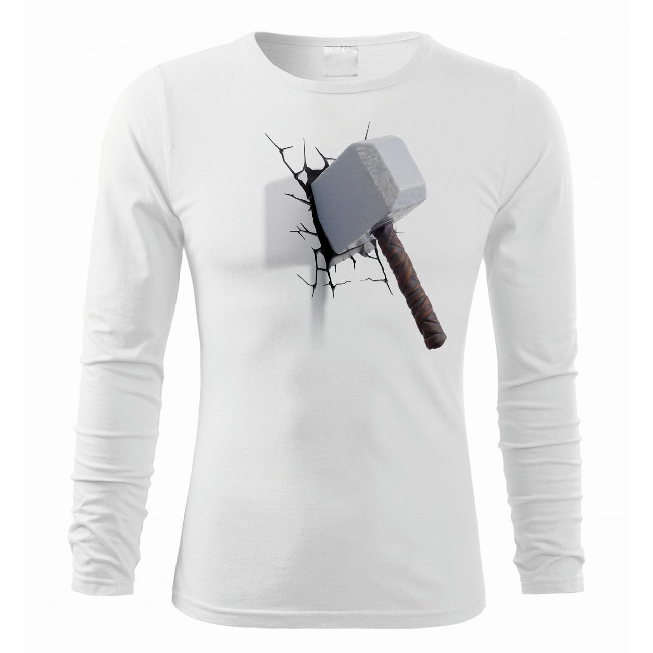 تی شرت استین بلند مردانه طرح پتک کد 78078