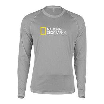 تی شرت پاتیلوک طرح نشنال جئوگرافیک مدل 330396