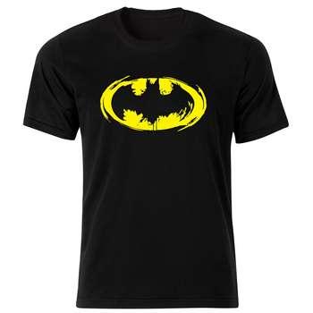 تیشرت مردانه طرح خفاش کد 93