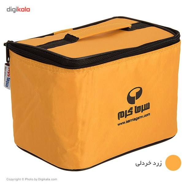 کیف عایق دار سرماگرم مدل Gole Yakh main 1 3