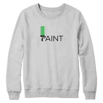 سویشرت مردانه طرح paint کد 1