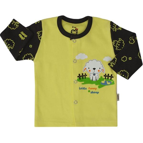 تی شرت نوزادی آدمک مدل Sheep