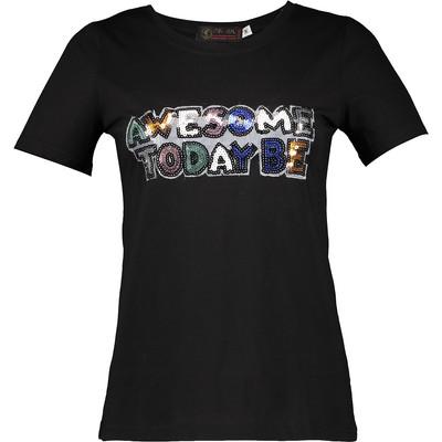 تصویر تی شرت زنانه پینگنگ فان بصیر ایران مدل 3434